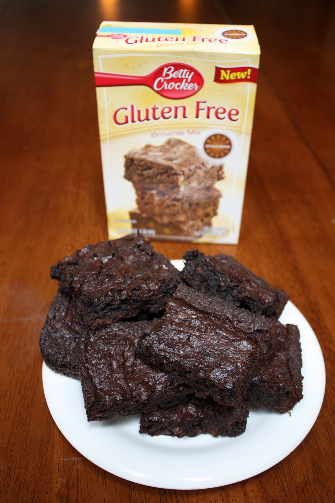 Be Free For Me Blog » Betty Crocker gluten free baking mixes