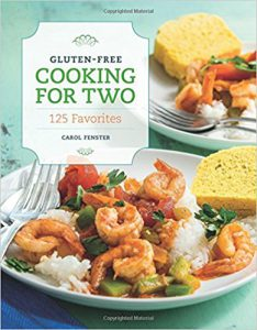 Be free for me blog gluten free cooking for two cookbook gf cooking for two forumfinder Images
