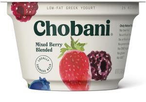 chobani mixed berry